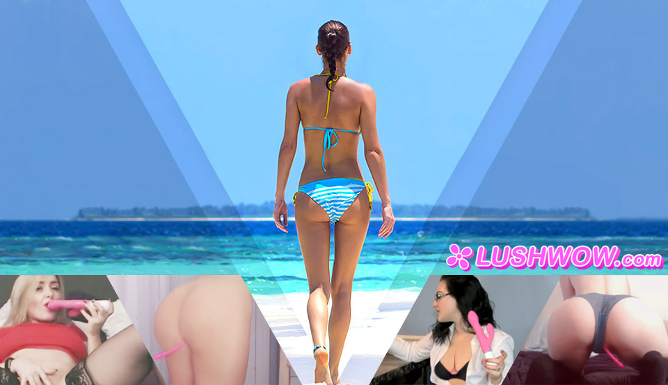 LUSHWOW.com - ONLY YOU CAN TURN ON LUSHWOW LOVENSE NORA SEX TOYS HAVE INTERACTIVE CAM SEX NOW PHOTO PICTURE